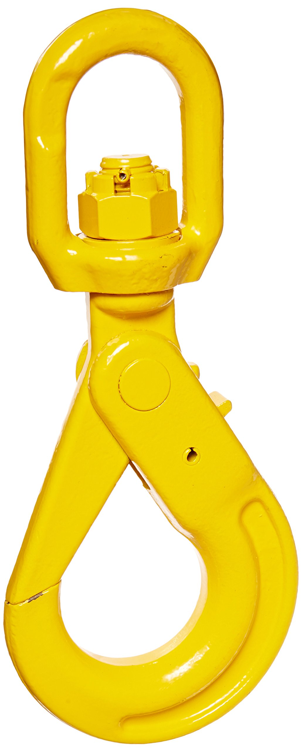 1//2 Grade 80 Clevis Self Locking Hook Breaking Strength 48000 LBS WLL 12000 LBS