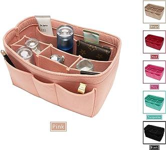 MEWE Organizador de bolsos de fieltro para mujer, para LV ...