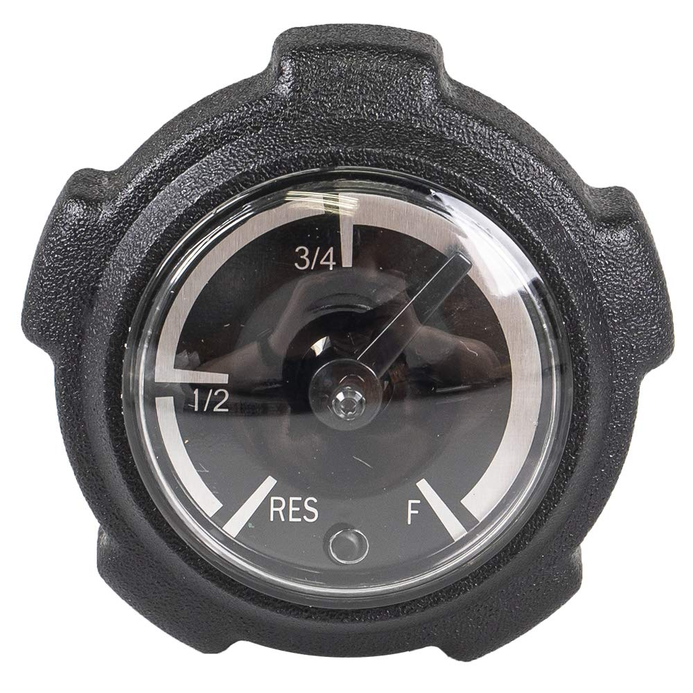Polaris Genuine Accessories 91-06 Polaris TRAILBLAZE Fuel Gauge Cap (Black) by Polaris Genuine Accessories