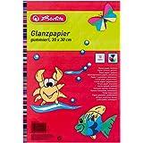 Herlitz 244418 Glanzpapier 20 x 30 cm, 10 Blatt