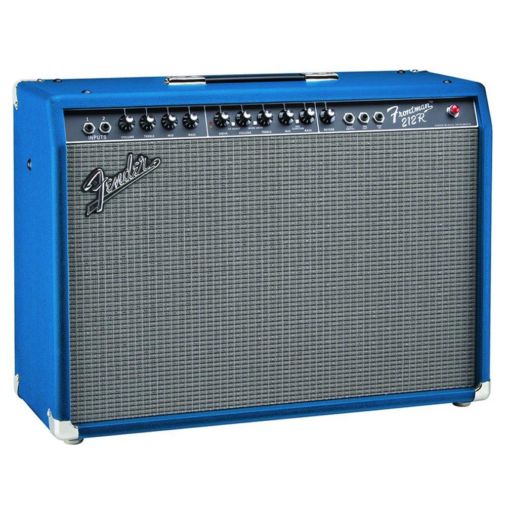 Amazon.com: Fender Limited Edition Frontman 212R FSR 100-Watt 2x12 ...