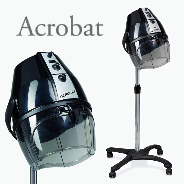 Casco Acrobat 1 V Artem AGV secador pelo Peluquería + Trípode Made in Italy: Amazon.es: Belleza