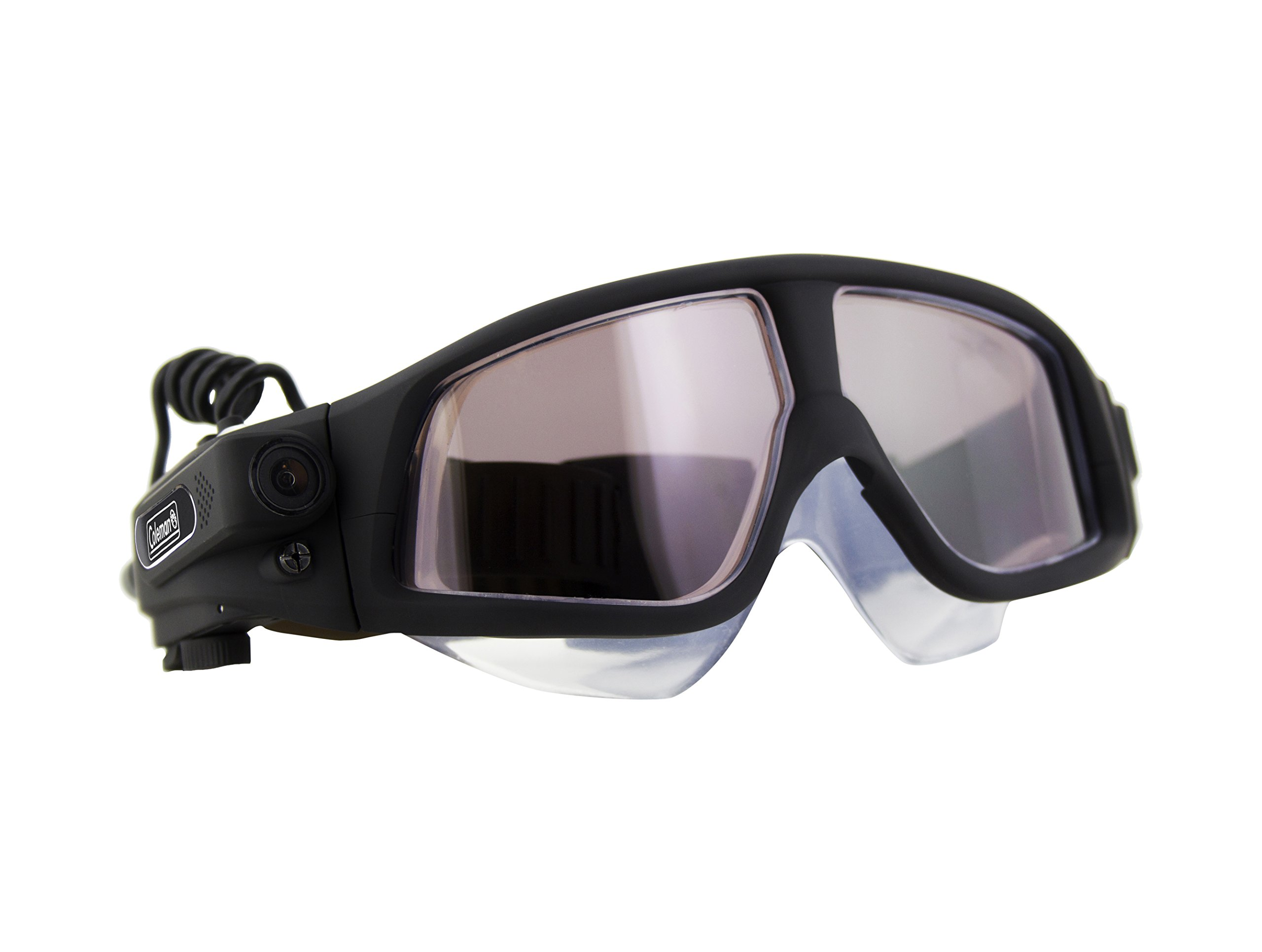 Coleman G7HD-SWIM Vision HD Underwater Swimming Goggles with Video Camera by Coleman