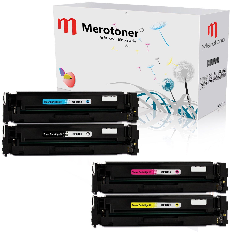 HP 201X BCMY Original LaserJet Toner Cartridges Laser cartridge ...