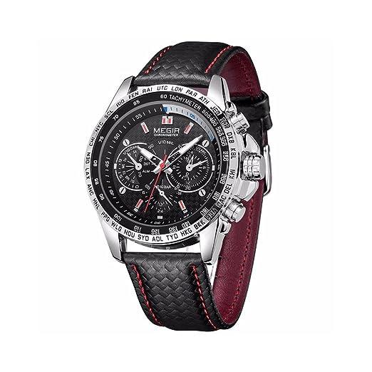 Reloj - Megir - Para - 1010