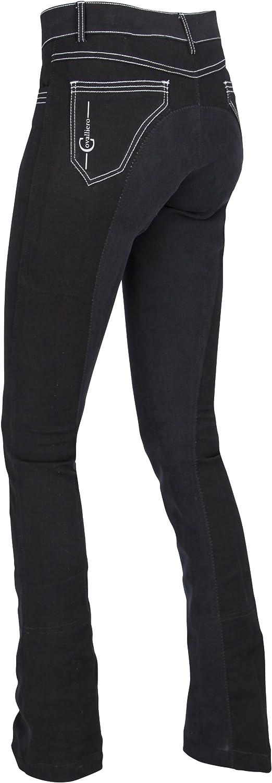 Bleu Basic Plus Pantalon d/équitation Jodhpur Pantalon d/équitation pour Taille Covalliero Femme Cov 46