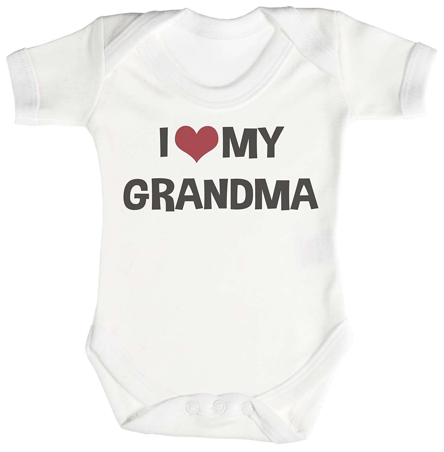 TRS I Love My Grandma Baby Bodysuit Babygrow Cotton Amazon