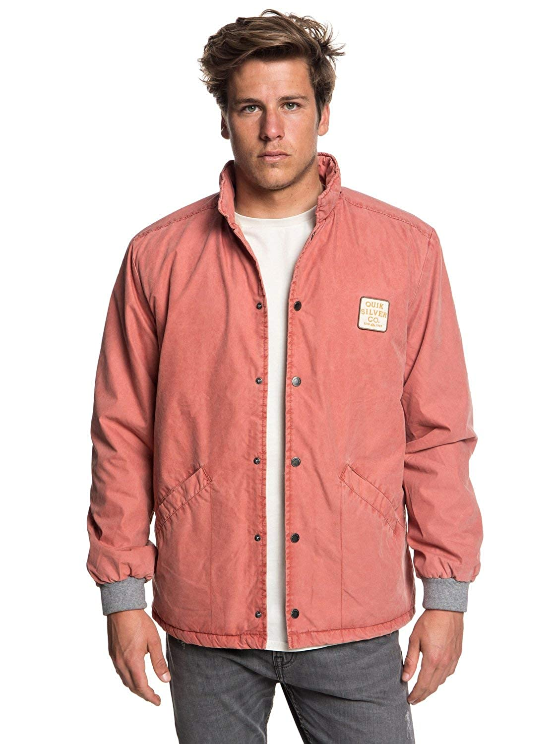 Amazon.com: Quiksilver Mens Kaimon Jacket: Clothing
