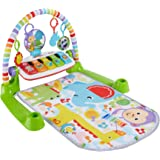 Fisher-Price Deluxe Kick 'n Play Piano Gym, Green, Gender Neutral (Frustration Free Packaging)