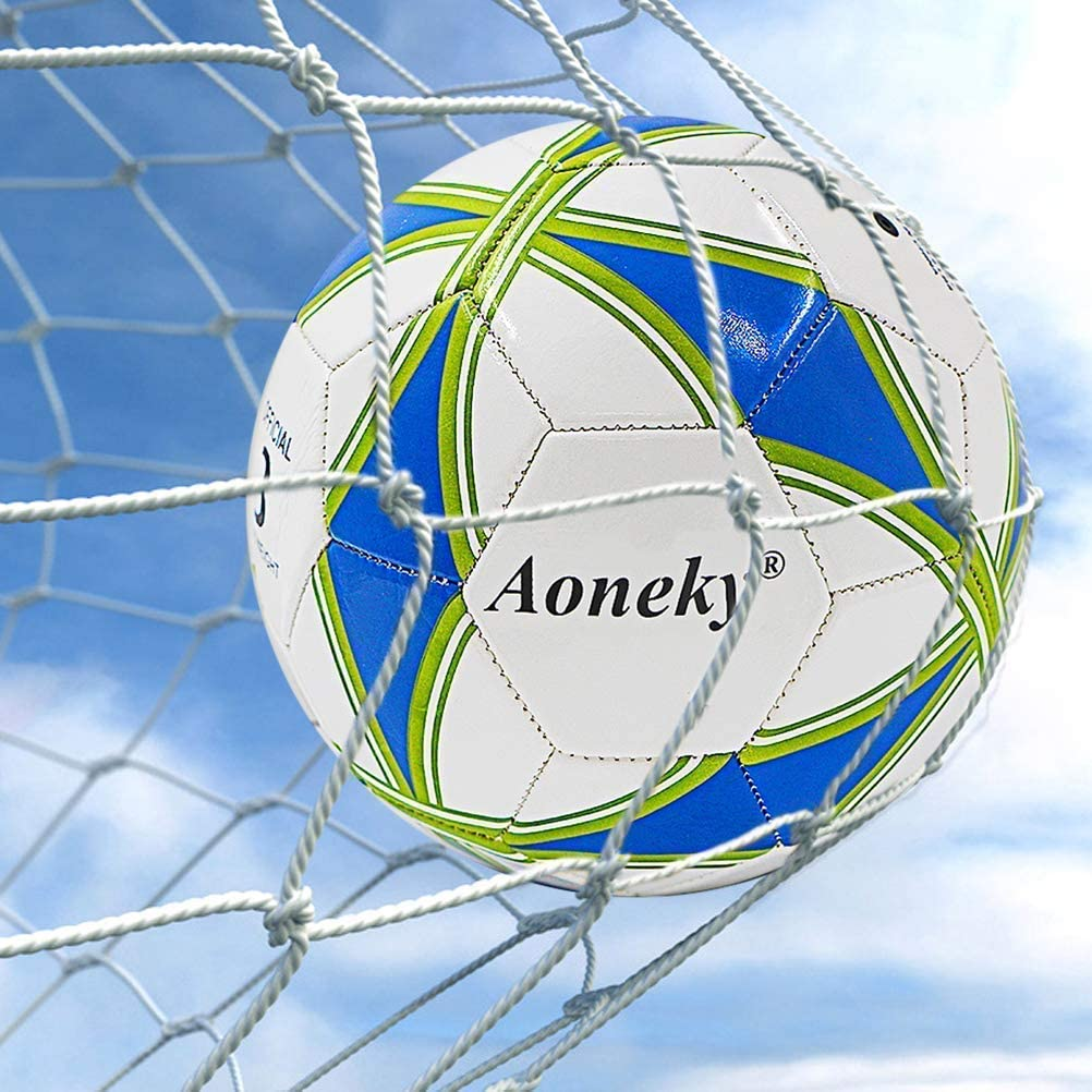 NOT Include Posts 24 x 8 Ft Aoneky Soccer Goal Net Full Size Football Goal Post Netting
