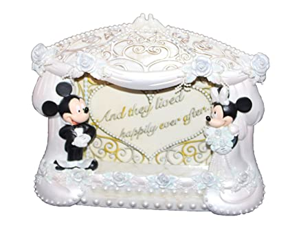 Amazon.com - Walt Disney World Mickey Mouse and Minnie Mouse Wedding ...