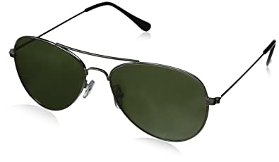 cheap mirrored aviators  Amazon.com: Mirrored Aviators Silver Metal Aviator Sunglasses ...