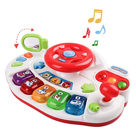 Amazon Com M Sanmersen Baby Musical Toys Electronic Keyboard Piano