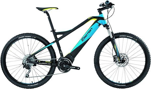 BH Fitness - Bicicleta eléctrica revo 27,5 Lite BH: Amazon.es ...