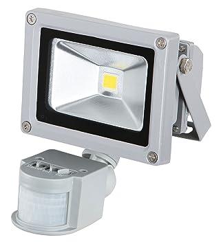 Kerbl - Foco LED para exteriores (con detector de movimiento: Amazon.es: Productos para mascotas