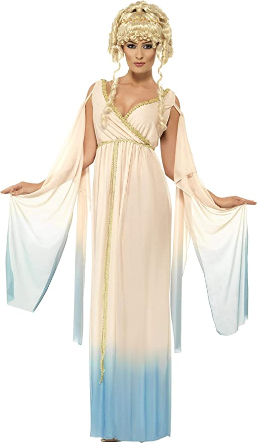 Smiffys - Disfraz de princesa griega para mujer, talla M: Amazon ...