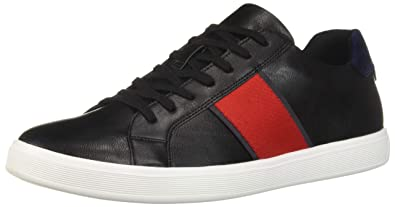 ALDO Men s COWIEN Sneaker Black Leather 7 ... eb61a91b9e5