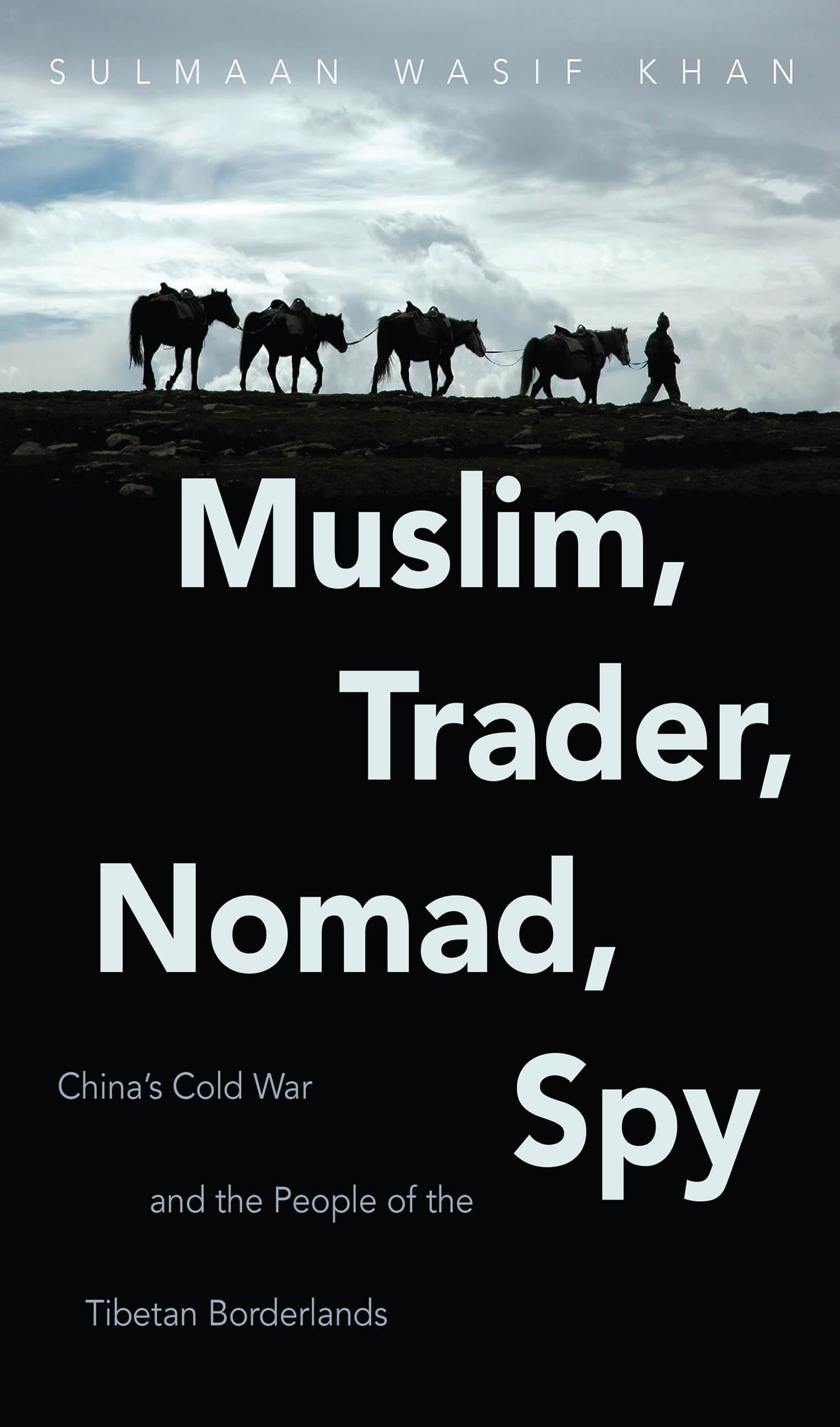 Muslim, Trader, Nomad, Spy: China's Cold War and the People of the Tibetan Borderlands (The New Cold War History) ebook