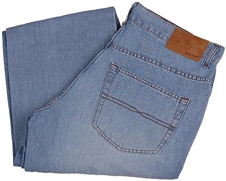 GANT Herren Jeans Hose JASON, Größe  W34 L34, Farbe  hellblau, UPE 149.90  Euro, NEU  Amazon.de  Bekleidung bb4ed95e1f