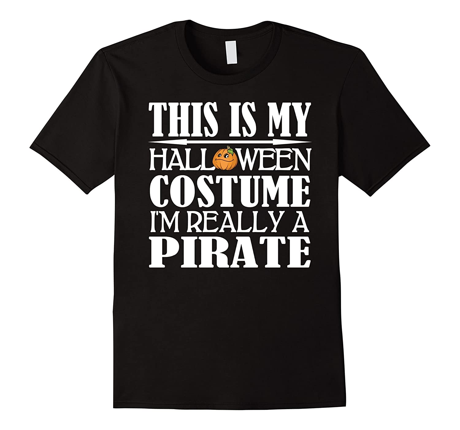 Pirate Halloween Costume Shirt - Men Women Youth Sizes