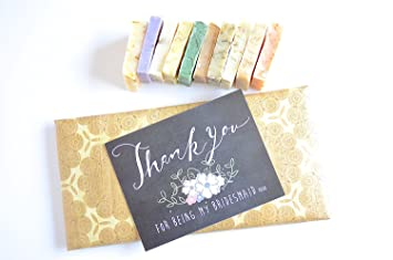 bridesmaid gifts mini soap set personalized bridesmaid gifts bridal shower gifts bridesmaid gift