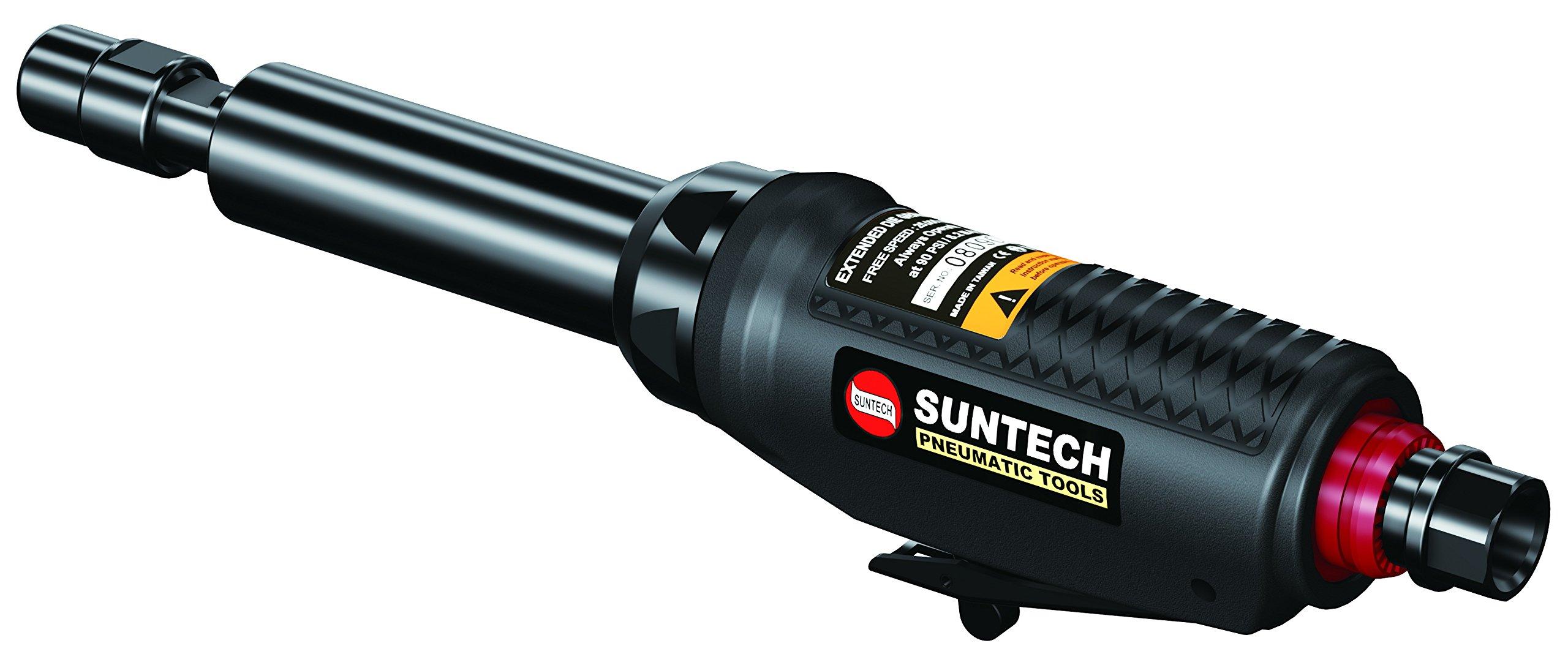 SUNTECH SM-5E-5300 Sunmatch Power Die Grinders, Black