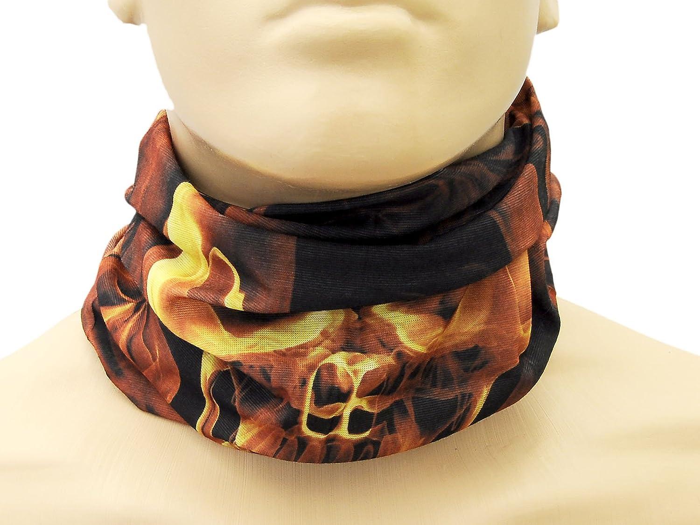 foulard sciarpa multifunzione Scaldacollo tubolare