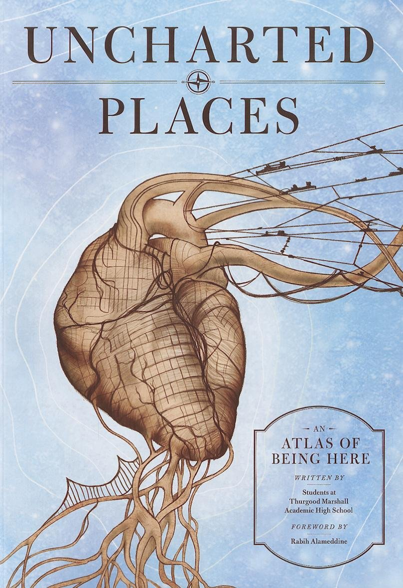 Uncharted Places: An Atlas of Being Here pdf
