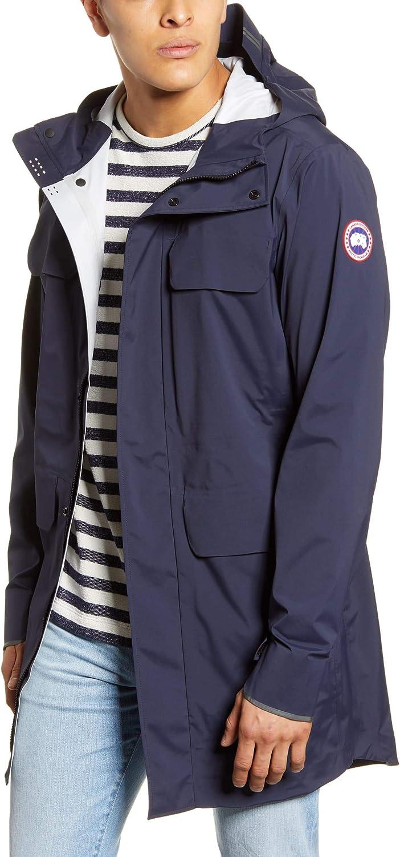 Canada Goose Seawolf Packable Waterproof Jacket Admiral Navy