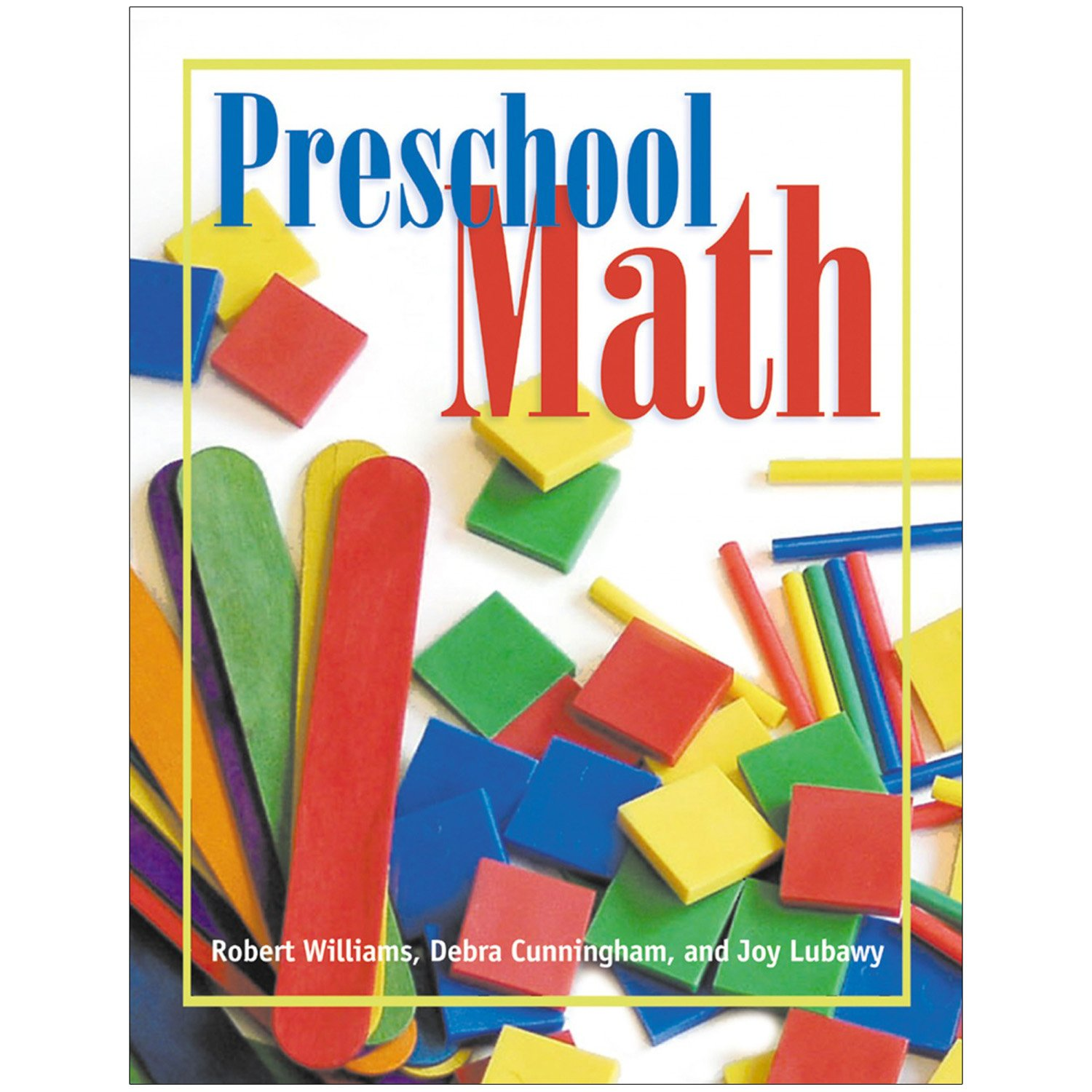Amazon.com: Preschool Math (9780876590003): Robert A Williams, Joy ...