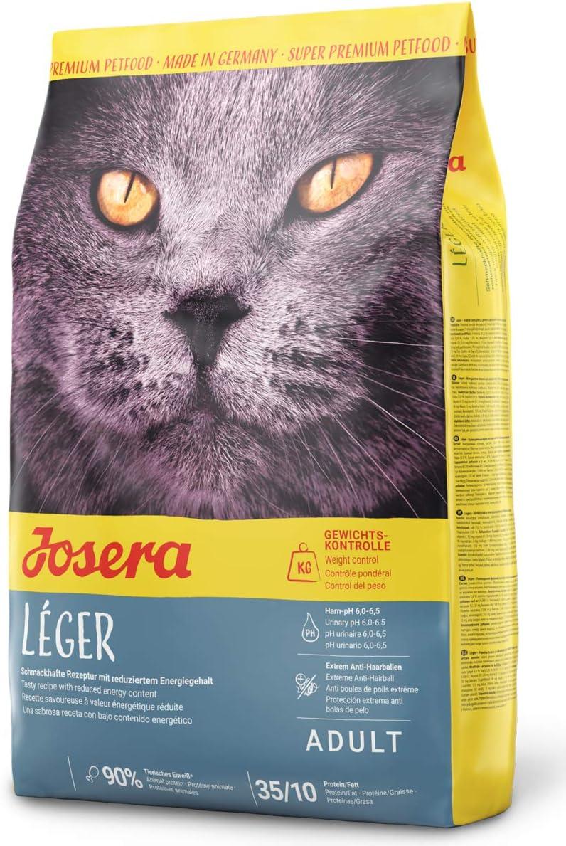 JOSERA Saco de comida para Gato Léger, 2kg, Gato