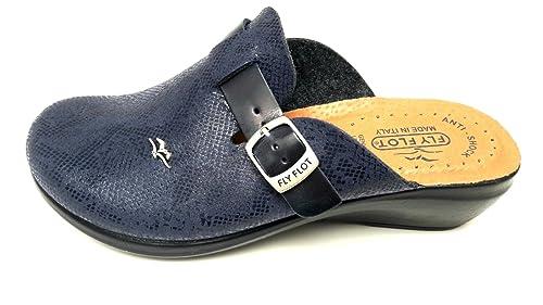 db80ff6f3695 Fly Flot Q7882 YE blu n 37  Amazon.co.uk  Shoes   Bags