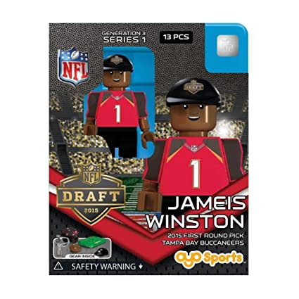 Amazon.com  Jameis Winston 2015 First Round Draft Pick Generation 3 ... 860553ba7c6