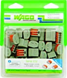 Wago WAG222/PAN50 Pack de 50 Bornes 222 2-3-5 entrées