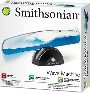 Amazon.com: Smithsonian Wave Machine: Toys & Games
