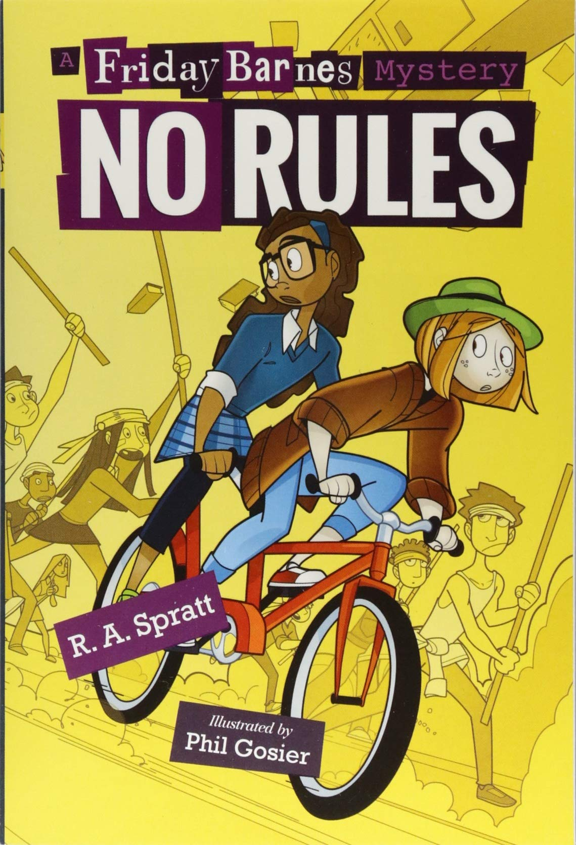 No Rules: A Friday Barnes Mystery (Friday Barnes Mysteries) pdf