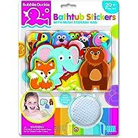 4M FSG4746 BubblieDuckie Bathtub Stickers Zoo