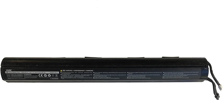 Segway Li-Ion Battery Pack NEB1002-H 36V 5200mAh//187 Wh 10INR19//66-2