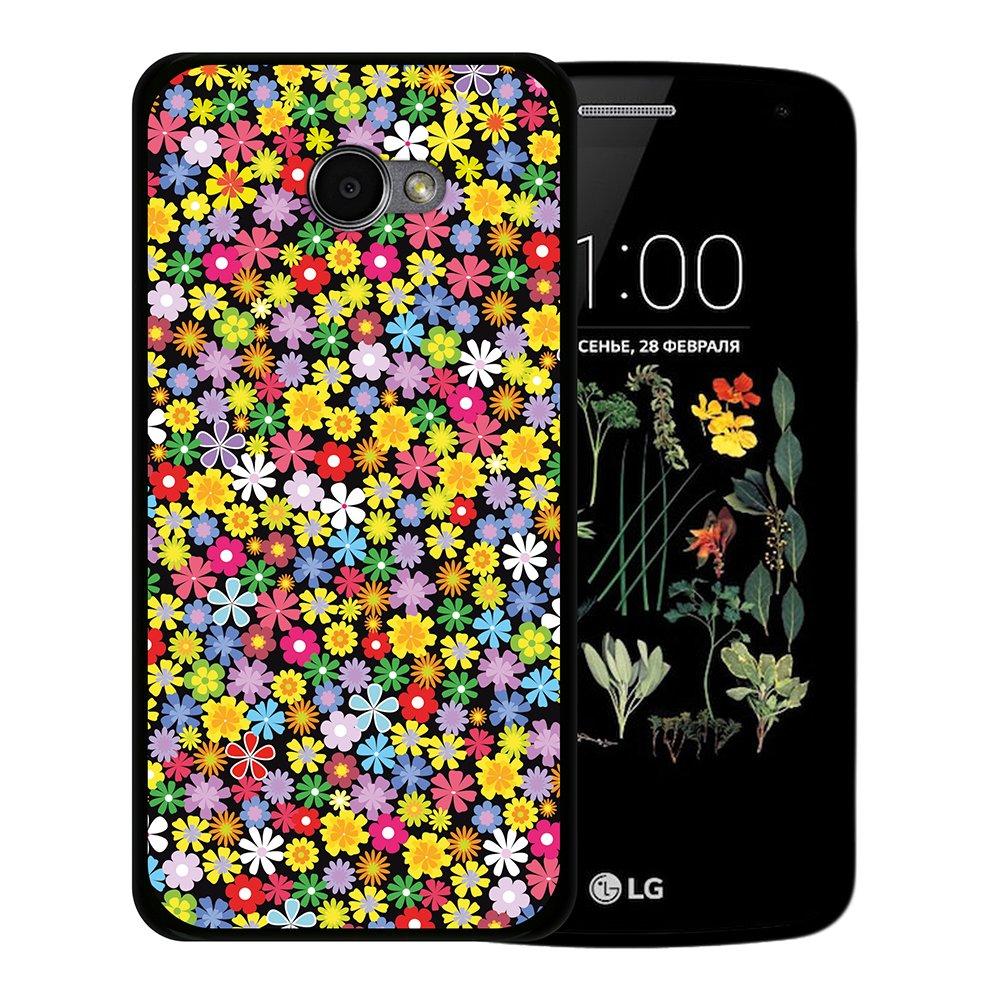 WoowCase Funda para LG K5, [LG K5 ] Silicona Gel Flexible ...