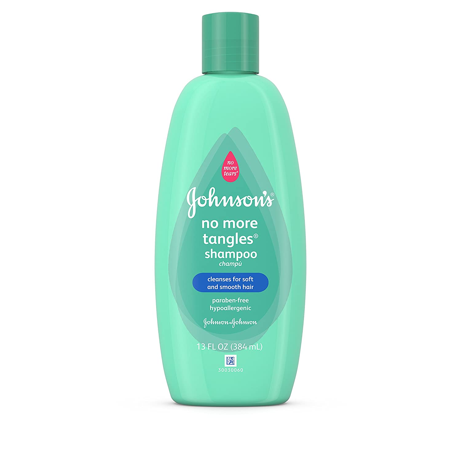 Johnsons Baby No More Tears/Tangles Shampoo Conditioner, Thin/Straight Hair, 13 Ounce J&J CONSUMER INC JJ-160