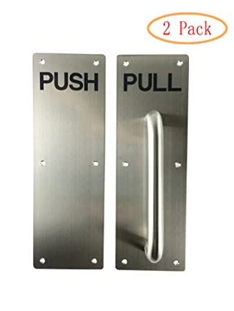 Charming Push Pull Door Handles Contemporary - Image design house ...