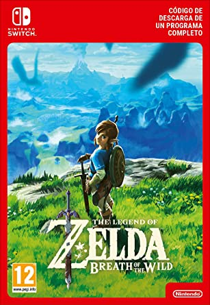 The Legend of Zelda: Breath of the Wild | Nintendo Switch - Código de descarga: Amazon.es: Videojuegos