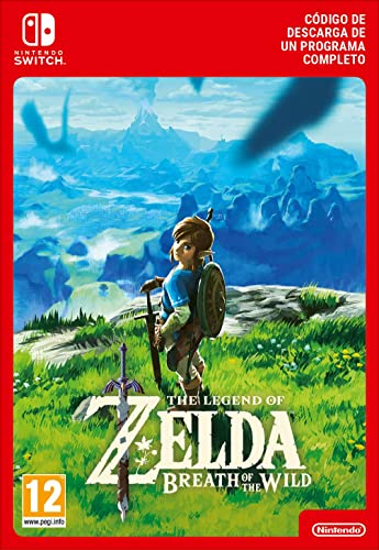 The Legend of Zelda: Breath of the Wild | Nintendo Switch - Código ...