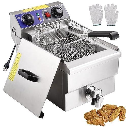 Commercial Deep Fryers: Amazon.com