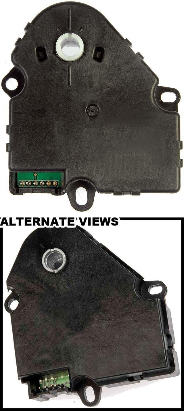 APDTY 715218 HVAC Air Door Actuator