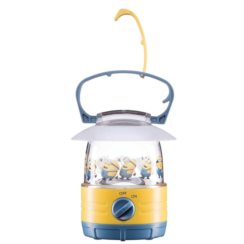 3 l/úmenes 1 x 5 mm Azul Varta LED Minions Linterna con 2 Pilas AA Incluidas