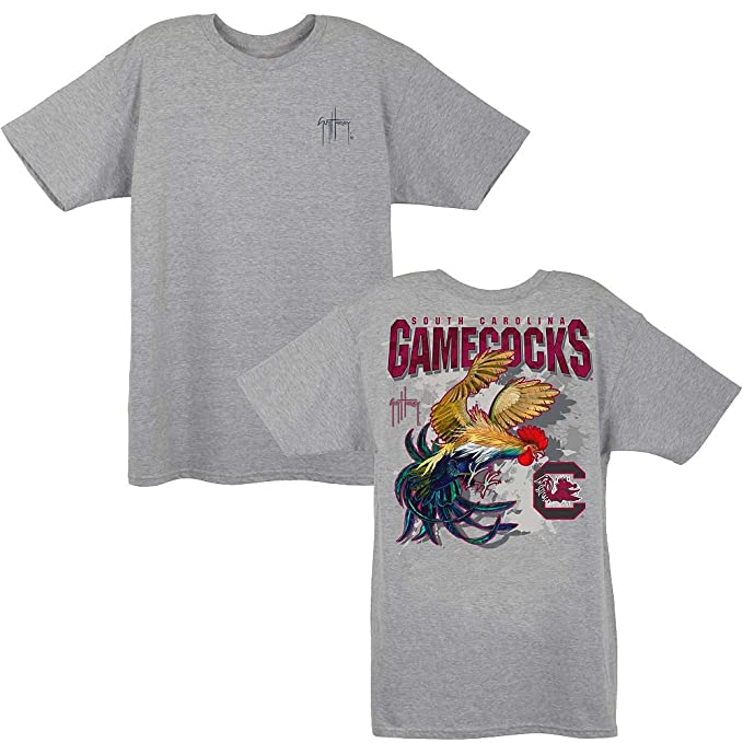 official photos 548ad c2a3e Guy Harvey University of South Carolina T-Shirt - Athletic ...