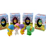 Lil Sprouts Hatching Easter Eggs - (4 Pack) ~ Watch Them Grow Overnight