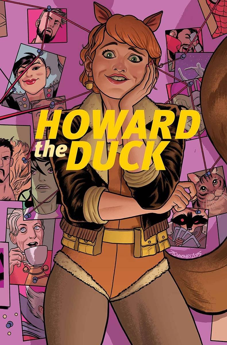 Read Online HOWARD THE DUCK #6 pdf