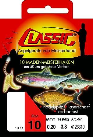 Classic Wurm Meisterhaken